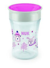NUK 10255366 Magic Cup 230 Ml Neuartiger Trinkrand Abdichtende...