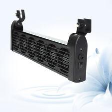 El refrigerador del ventilador de tanque acuario