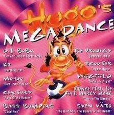 Hugo's Megadance (1994) Whigfield, Mo-Do, Prodigy, DJ Bobo, Centory, Fun .. [CD]