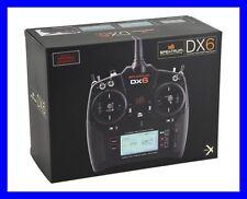 BRAND NEW SPEKTRUM DX6 DSMX 2.4GHZ RC AIRPLANE HELICOPTER TRANSMITTER SPMR6750