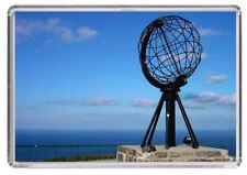 North Cape Norway Fridge Magnet 01