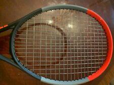 New listing Wilson Clash 100 Tennis Racquet 3|4 3/8 Excellent Condition