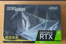 Zotac GeForce RTX 2070 AMP 8GB Graphics Card