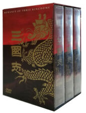 Romance of The Three Kingdoms (1995) - TV Series / 28-DVDs BOX SET DVD *NEW