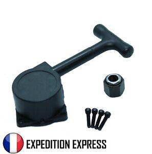 Tirette Lanceur Moteur RC 1/10 1/8, Écrou roue libre One Way Voitures Thermiques