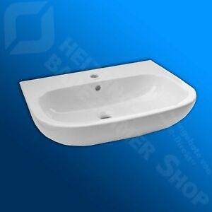 Duravit D-Code Waschtisch Waschbecken 65 x 50 cm weiss