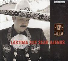 Pepe Aguilar Lastima Que Sean Ajenas Caja De Carton CD New Nuevo Sealed