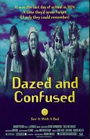 "Dazed and Confused movie poster (b)  - 11"" x 17"""