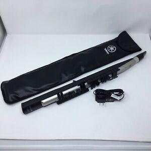 Yamaha WX5 16-Key Wind MIDI Controller with Power Supply and Gigbag - 4924