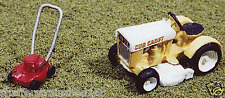 JL Innovative Design # 452 Lawnmower Set;  Riding Mower  Push Mower HO