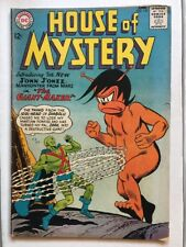 HOUSE OF MYSTERY #143 (DC 1964) 1st J'onn J'onzz Issue!  FN-! FREE SHIPPING!