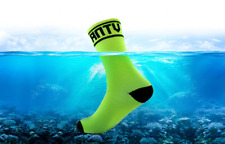 ANTU Waterproof Breathable Bamboo Rayon Seamless Socks, TRAIL-DRY For Hiking, Hu
