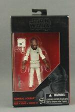 Star Wars - Black Series - 4 inch - Admiral Ackbar