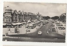 The Square St Annes On Sea 1963 RP Postcard 856b