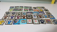 FOOTBALL TAZOS FOOTY FRAMES OVER 40- ALL DIFFERENT ME THINKS!
