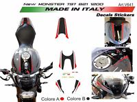 Kit adesivi per nuova Ducati Monster 797/821/1200