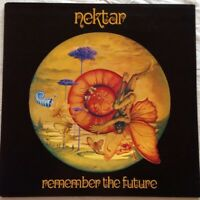 "NEKTAR ⚠️ Unplayed⚠️ 1973-12"" Vinyl-Remember The Future-First Press UK UAG 29545"