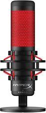HyperX QuadCast Gaming Microphone - Black (HX-MICQC-BK)