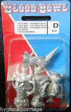 2002 Bloodbowl Major Trophies Chaos Cup Spike Dungeonbowl Citadel Tournament MIB