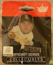 "2007 Mark Buehrle Chicago White Sox 1 1/2"" Bighead Pin New"