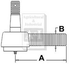 A&I A-1048273M91 Tie Rod Short Outer RH Massey Ferguson