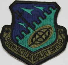 US Military 908th Tactical Airlift Group Patch fully embroidered each P812
