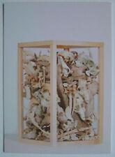 HERMAN DE VRIES - Carton d invitation - 2012