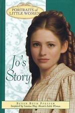 Portraits of Little Women Ser.: Jo's Story No. 2 by Louisa May Alcott and...