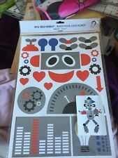 Build Your Own Robot Set - Brand New Sealed.