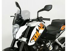 Cupolino MRA S - Spoiler - fume' KTM Duke 125/200/390