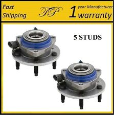 FRONT Wheel Hub Bearing Assembly For 2014-2016 CHEVROLET IMPALA LIMITED (PAIR)