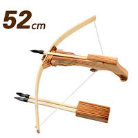 Archery Crossbow Cross Bow Arrow Kid/Children/Youth Gift Wooden Toy