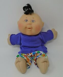 """Cabbage Patch Doll 11"""" Play Along OAA 2004 Xavier Roberts Marble Pants & T Shirt"""