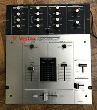 Vestax PMC-05 Pro II Professional DJ Mixer