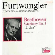 Beethoven: Furtwängler, Wiener Philharmoniker - Symphony No. 3 'Eroica'