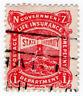 (I.B) New Zealand Postal : Life Insurance Department 1d (L33)