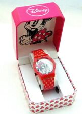 "MINNIE MOUSE,Disney,""Great Gift!"" LADIES/KIDS WATCH,New In Box!! R16-19 L@@K!"
