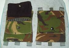 SKS / SWISS/ RIFLE / butt cuff/ AMMO pouch / BRITISH CAMO / REENACTOR / 7.62MM