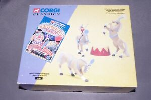 1/50 Corgi 31901 Mary Chipperfields Liberty Horses Set