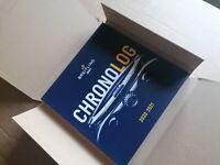 BREITLING CHRONOLOG catalog catalogue 2020 2021 Watch brochure + price list pack