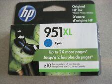 HP 951XL High Yield Ink Cartridge - Cyan