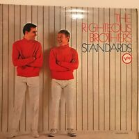 THE   RIGHTEOUS    BROTHERS                LP     STANDARDS