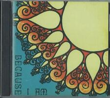 BECAUSE I AM - Christian Music CCM - Rock Pop CD