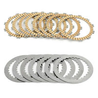 Clutch Kit Steel & Friction Plates for Honda CRF450R 2002-2008 CRF450X 2005-2017
