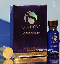iS Clinical Active Serum 15ml/0.5 fl.oz New in Box