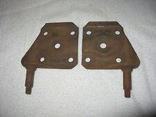 NOS Mopar 1960-74 7 1/4 Rear Shock Plates