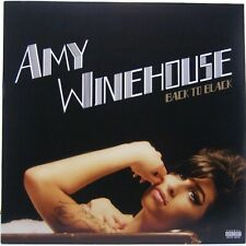 AMY WINEHOUSE - Back To Black - Vinyl Universal Republic Records ‎– B0008994-01.