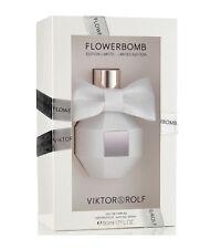 Viktor & Rolf Flowerbomb 1.7 oz  Eau de Parfum Limited Edition (White Edition)
