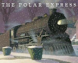 The Polar Express by Chris Van Allsburg Hardback NEW Book