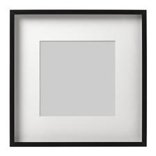 IKEA Ribba Frame Black 19 ¾x19 ¾ 003.784.36